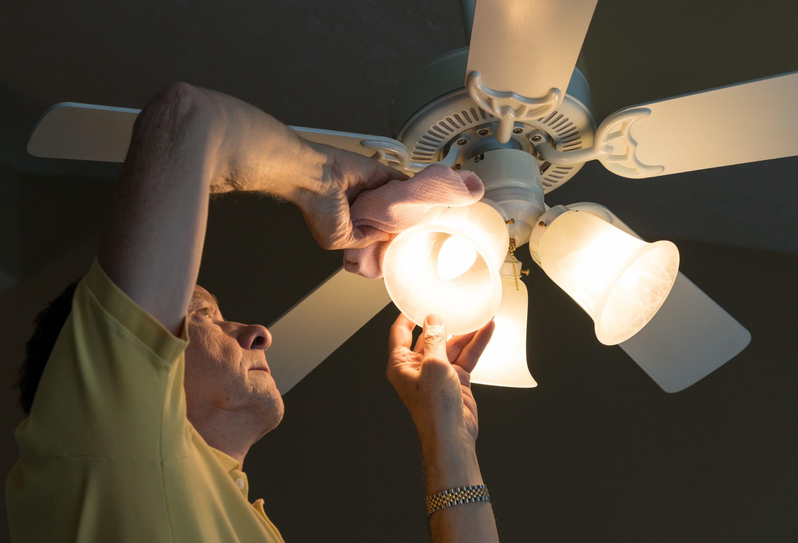 ceiling fan cleaning service edwardsville il